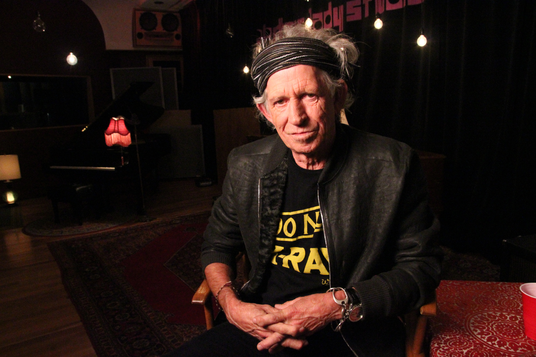 Grown Up Right Keith Richards Recalls Childhood In Kids Book
