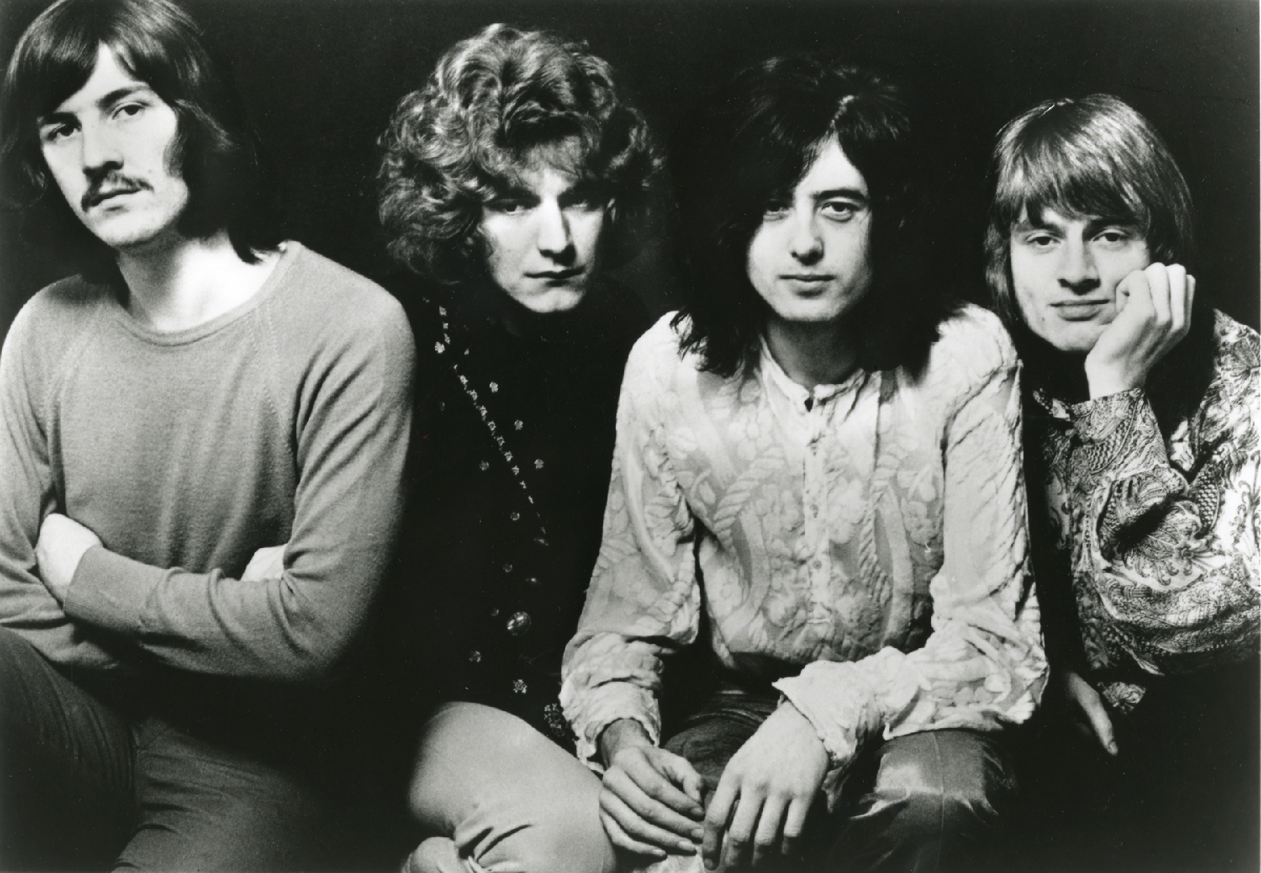 Led Zeppelin to Reissue First 3 LPs With Unreleased Songs