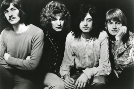 Led Zeppelin Announce the Release of Their First Three LPs
