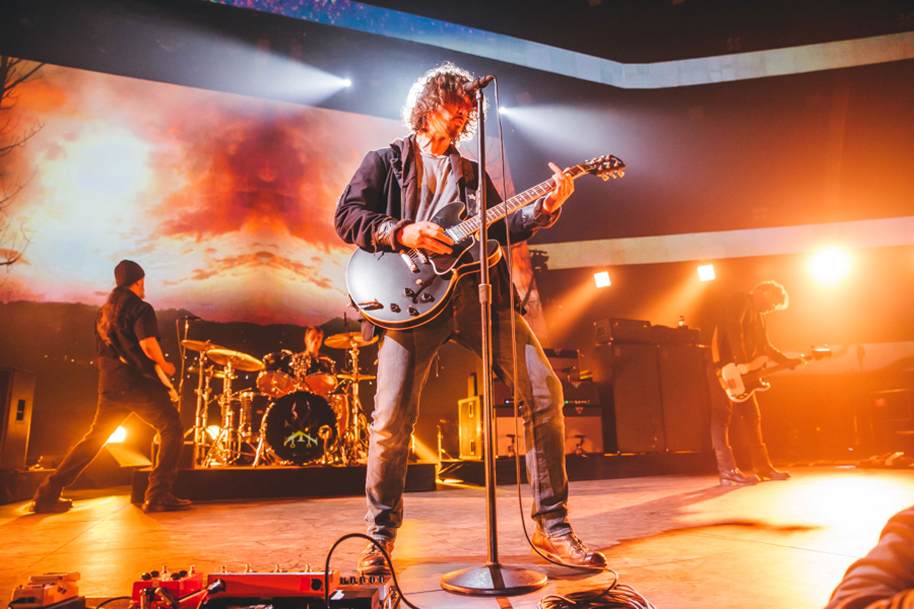 Soundgarden Deliver Super-Heavy 'Superunknown' Show at iTunes Fest
