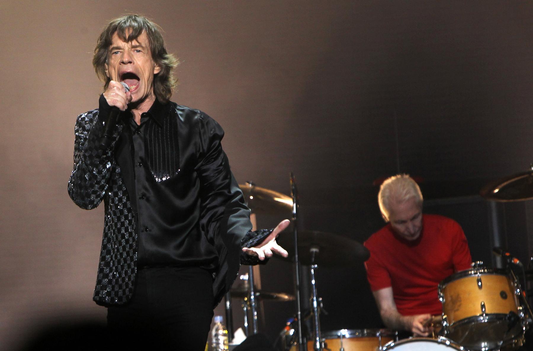 Rolling Stones Reschedule 7 Shows Following L'Wren Scott's Death