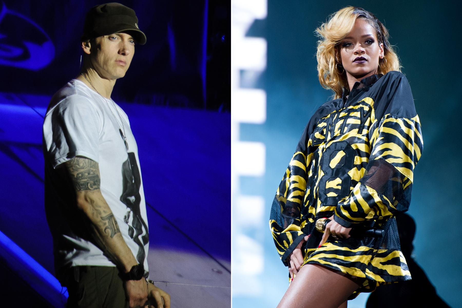 Eminem, Rihanna Share Details of 'Monster' Mini-Tour