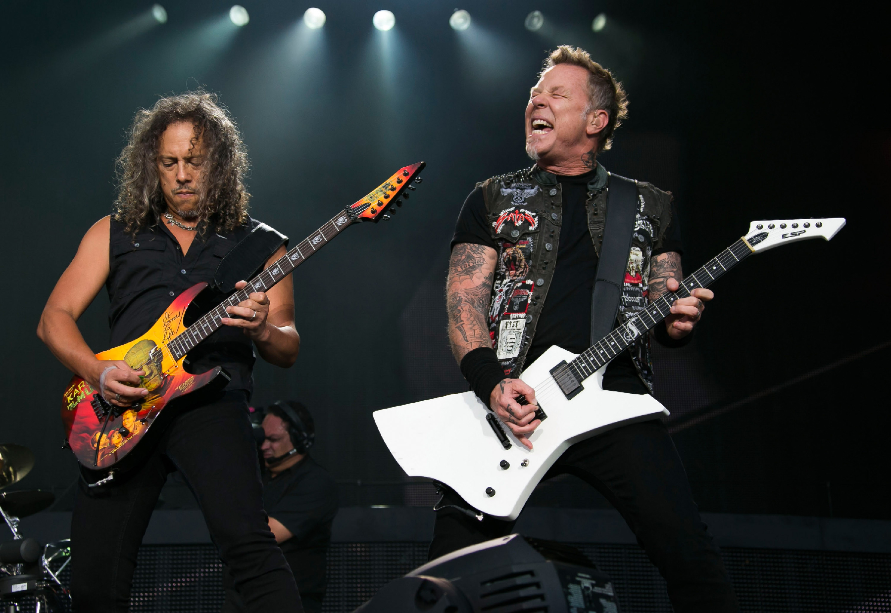 Metallica Share 'Garage Demo' of New Song 'Lords of Summer'