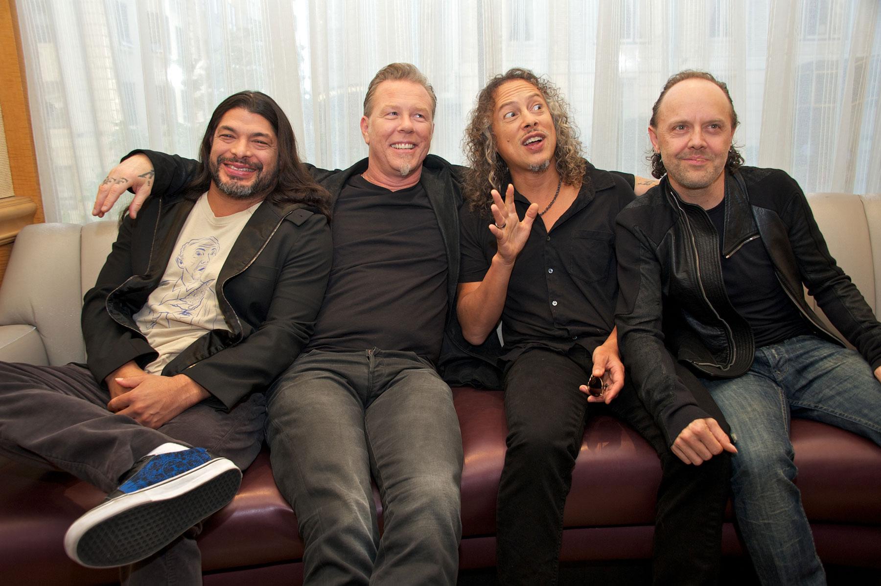 Metallica Talk 'Effortless' Dio Tribute: Hear It Here First