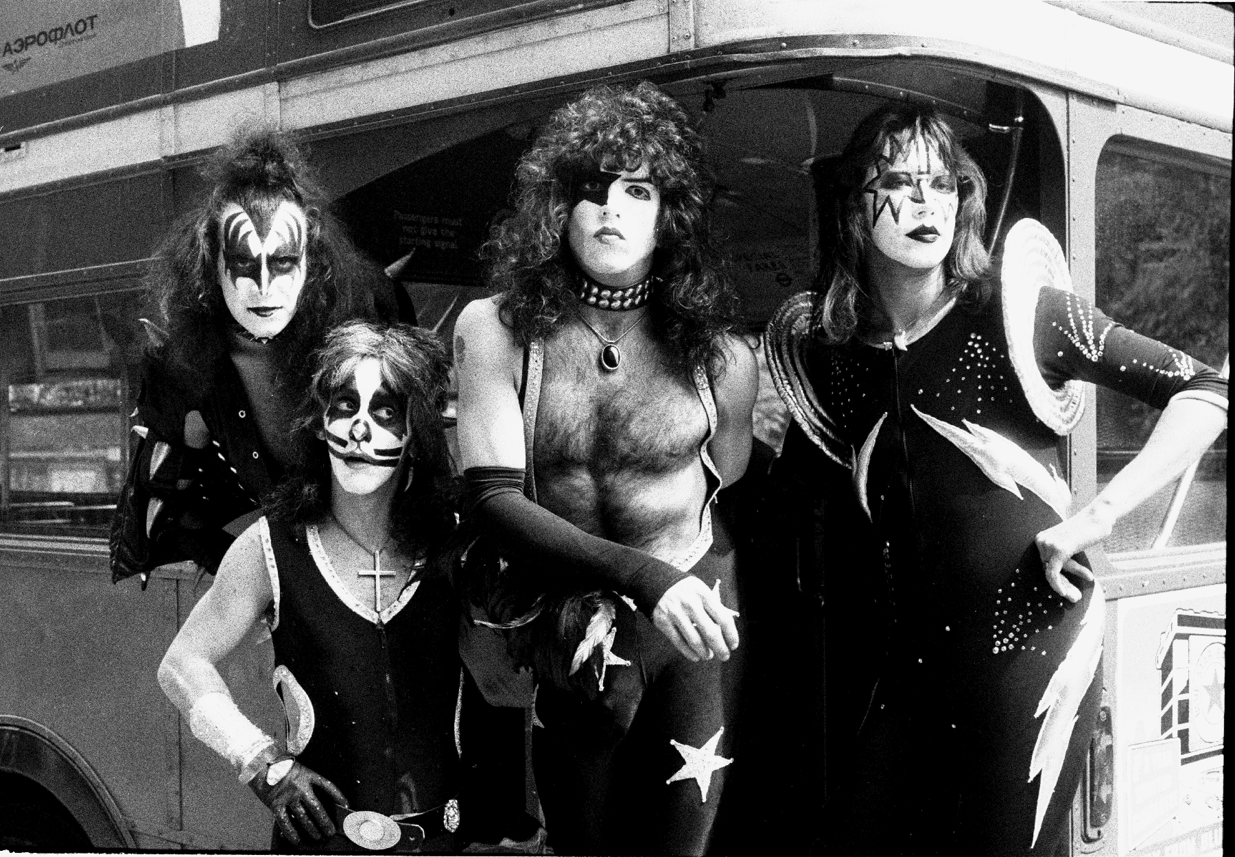 Kiss and Tell: Comparing the Original Band Members ...