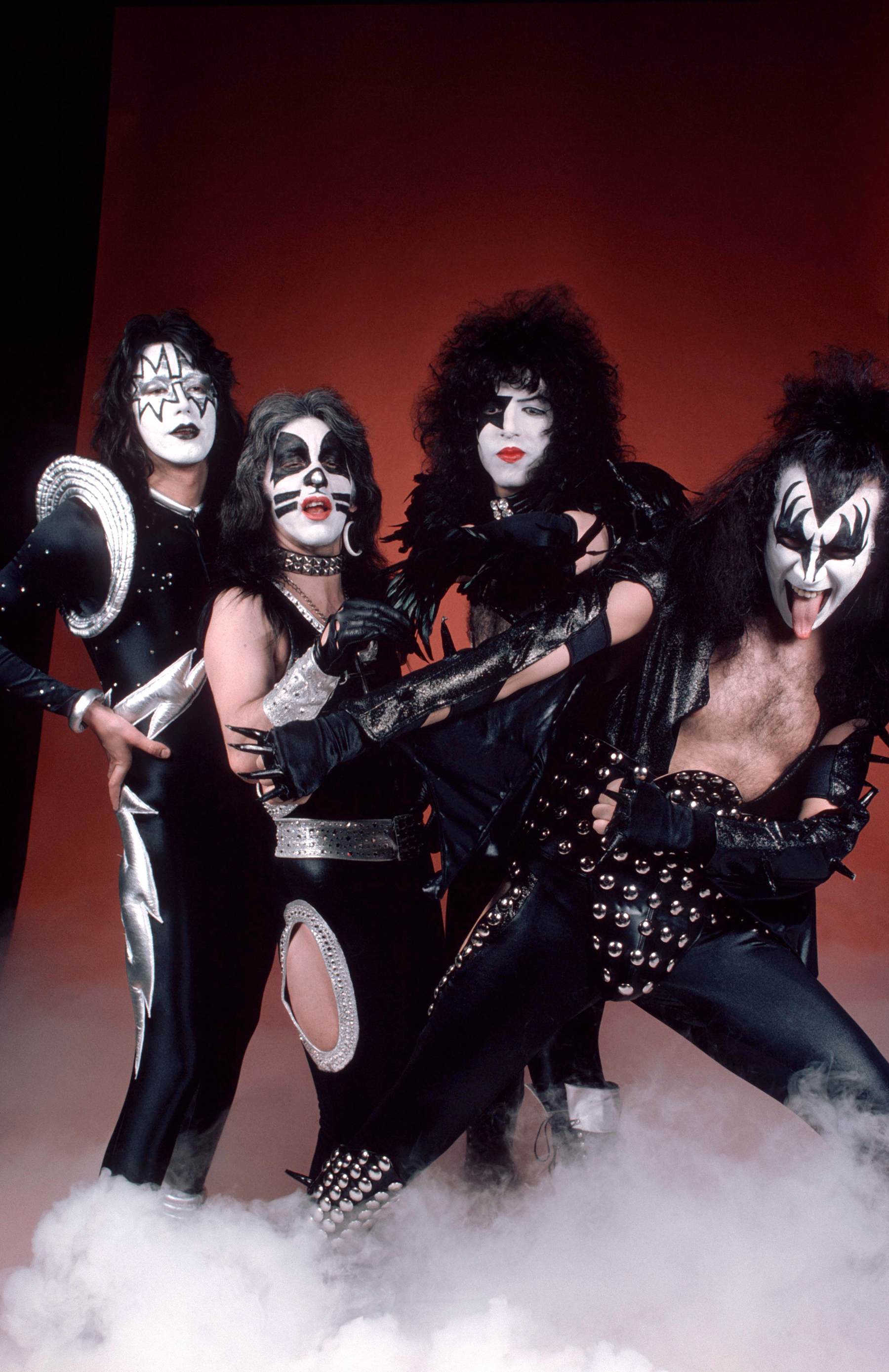Kiss Forever: 40 Years of Feuds and Fury