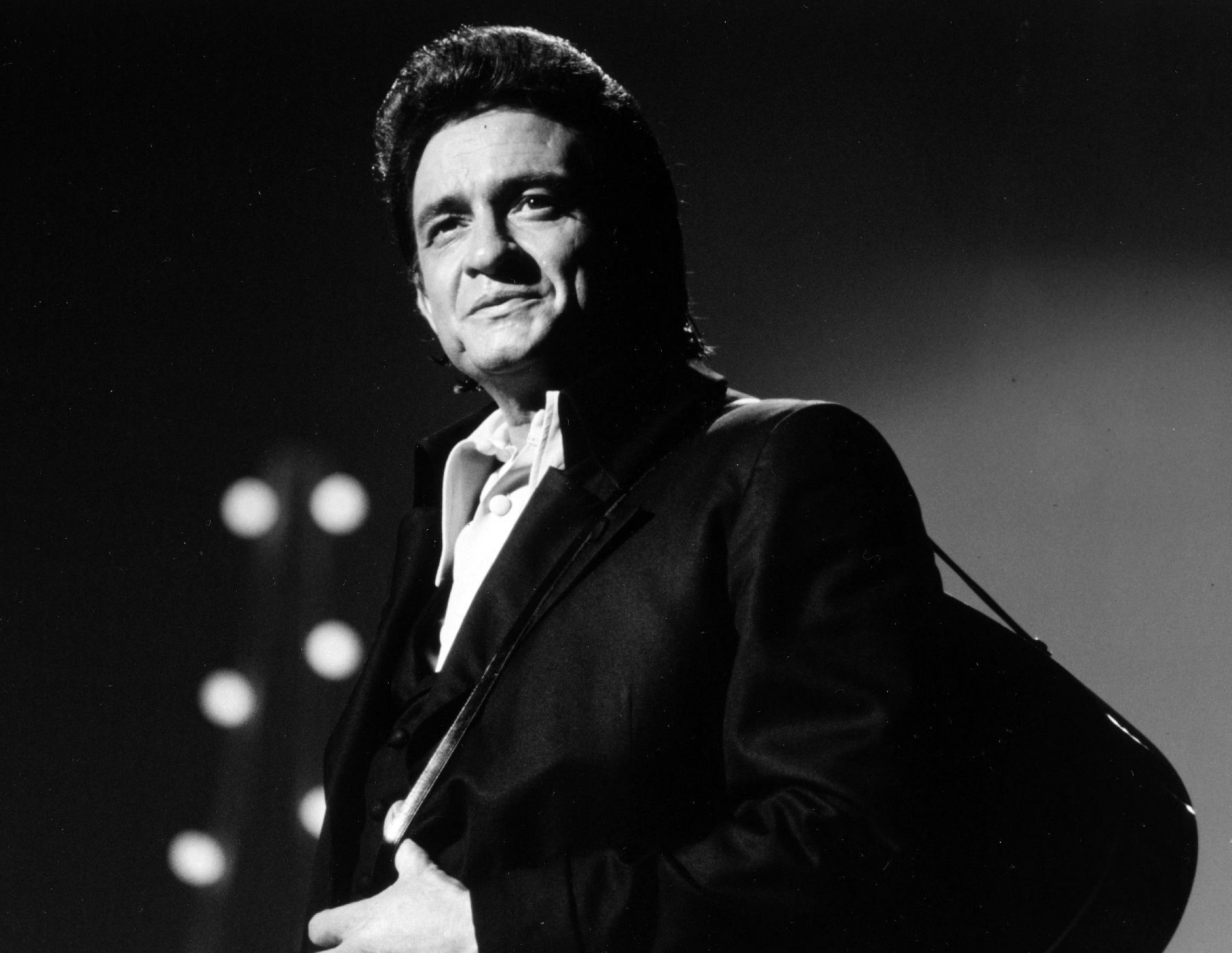 Johnny Cash Has 'Four or Five More' Albums' Worth of Songs, Says Son