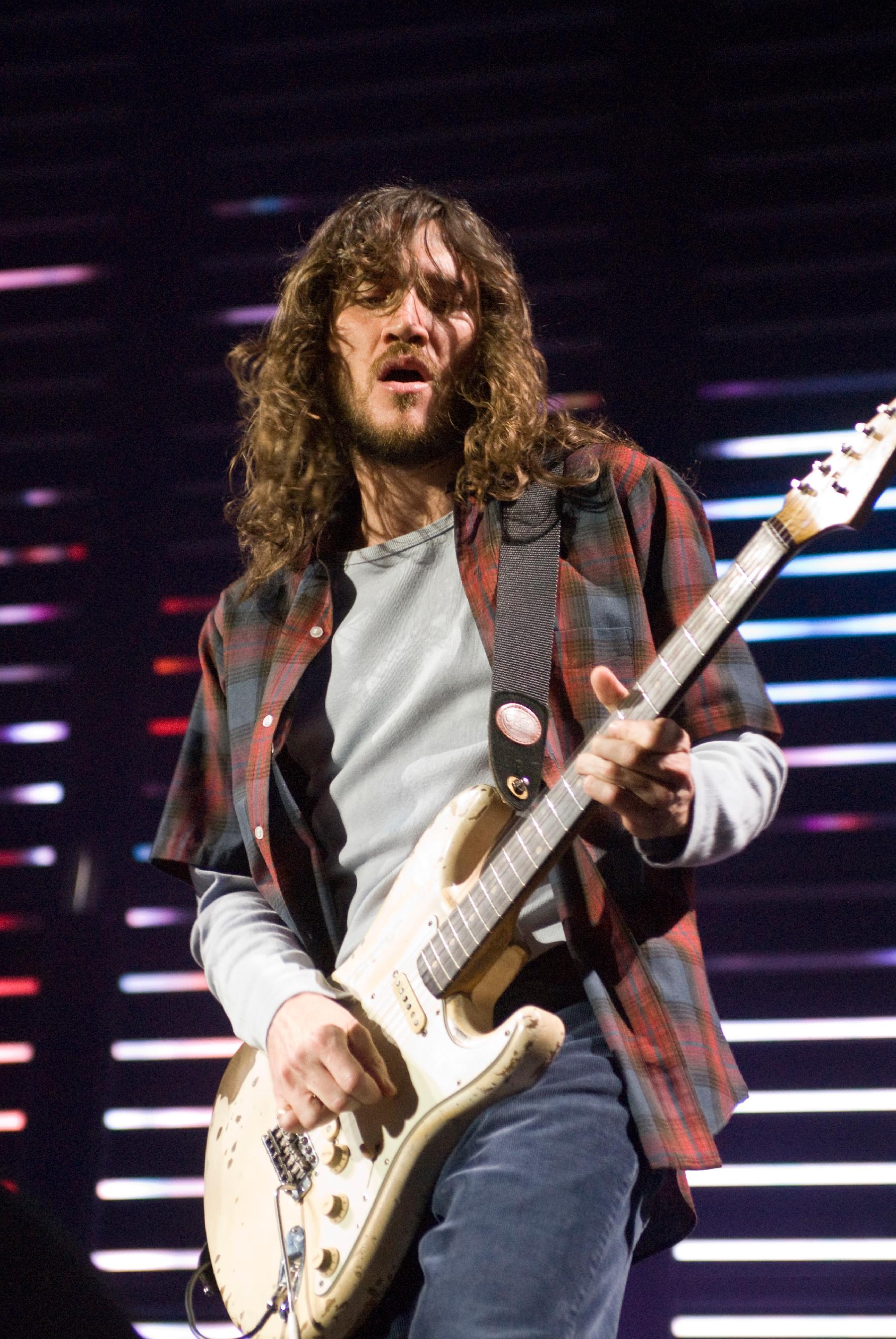 Album Launch: John Frusciante Sends New LP Into Space on Rocket