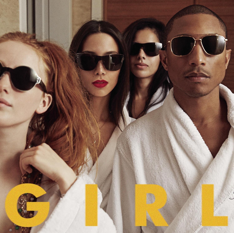 Pharrell Williams 'G I R L' Album Review - Rolling Stone
