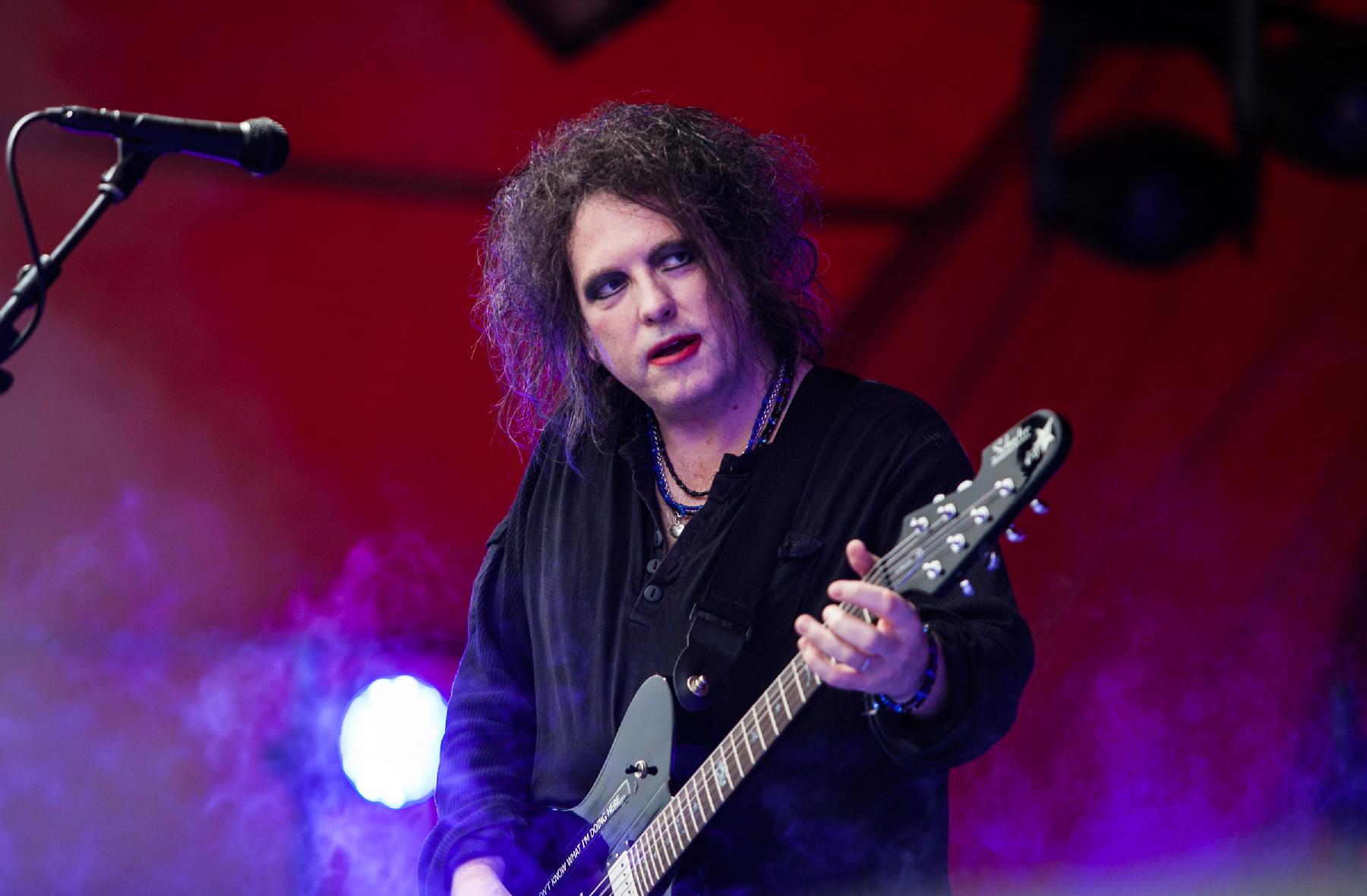 Robert Smith Explains the Cure's Forthcoming '4:14 Scream' Album