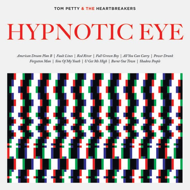 Tom Petty And The Heartbreakers Hypnotic Eye Album Review