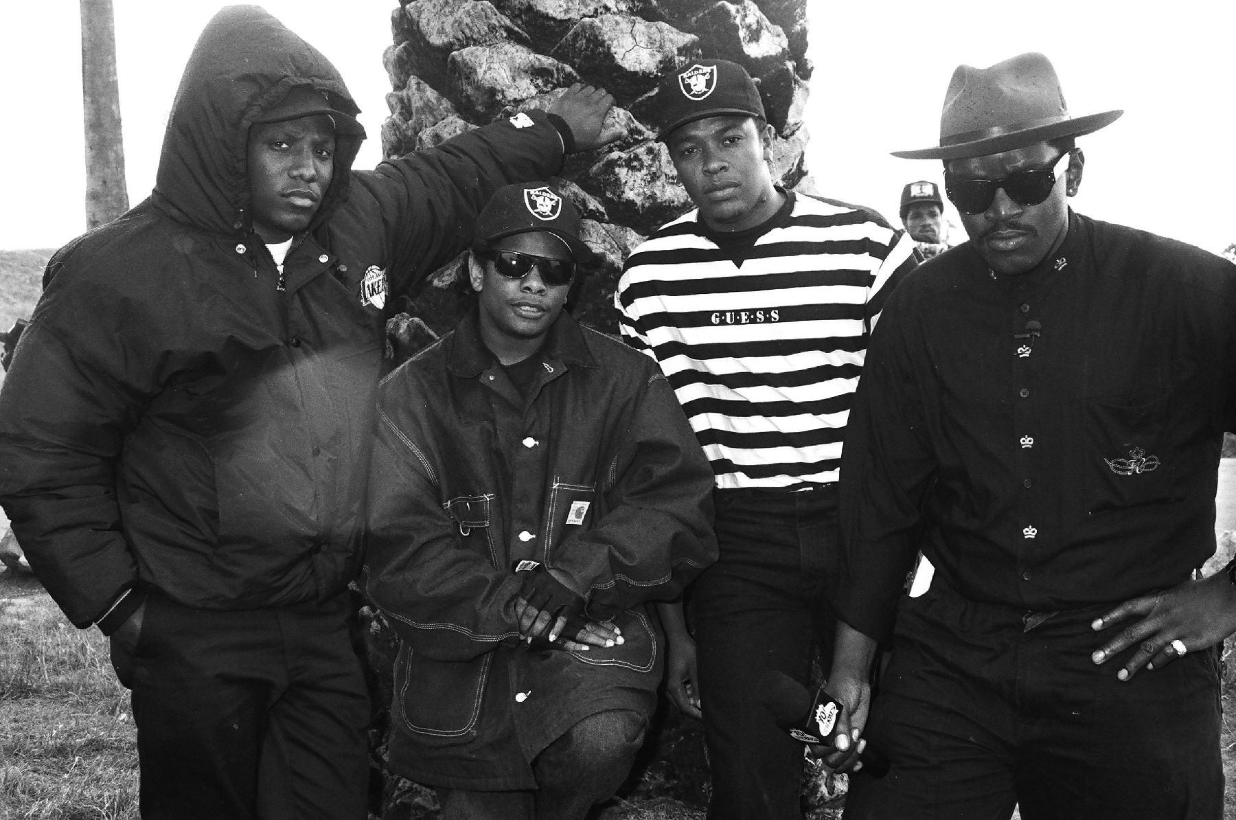 N.W.A Biopic Director Explains Casting Criteria