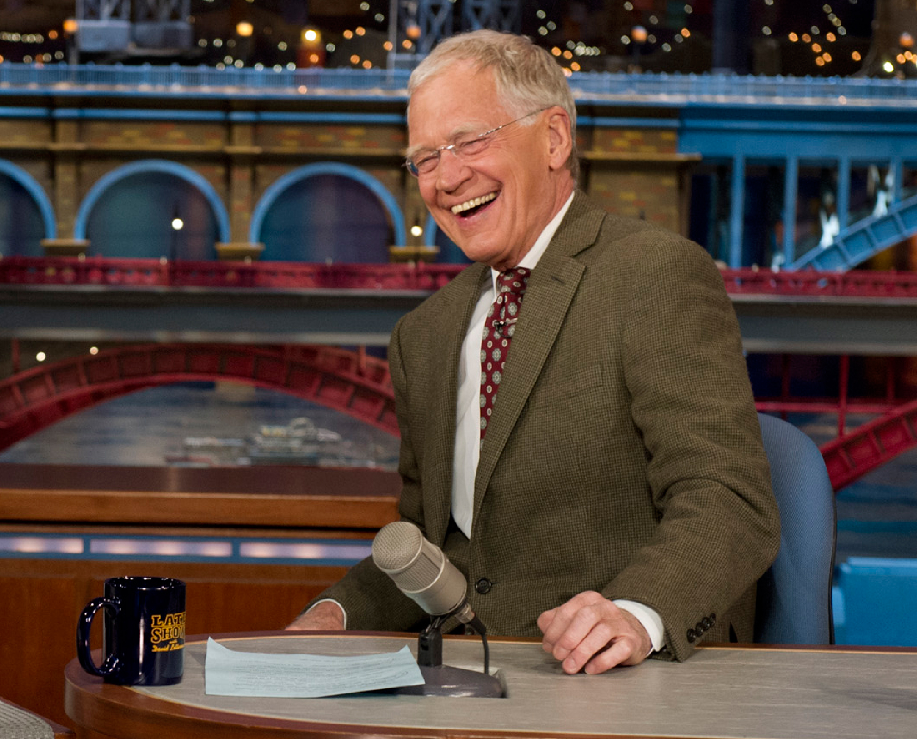 Watch David Letterman Introduce Lou Reed Tribute