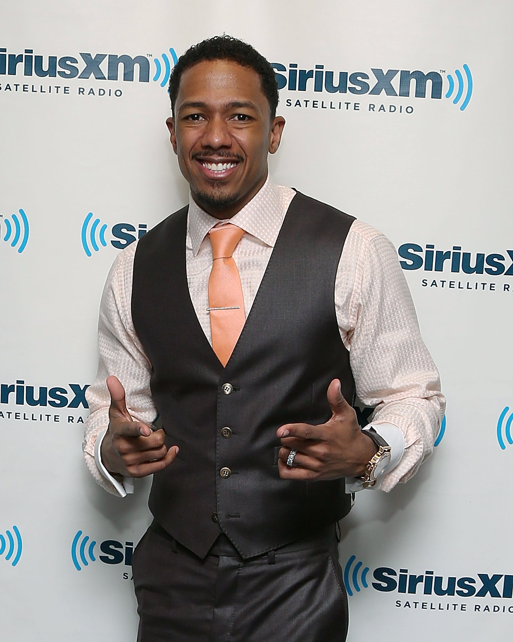 Nick Cannon Defines His 'White People Party Music'