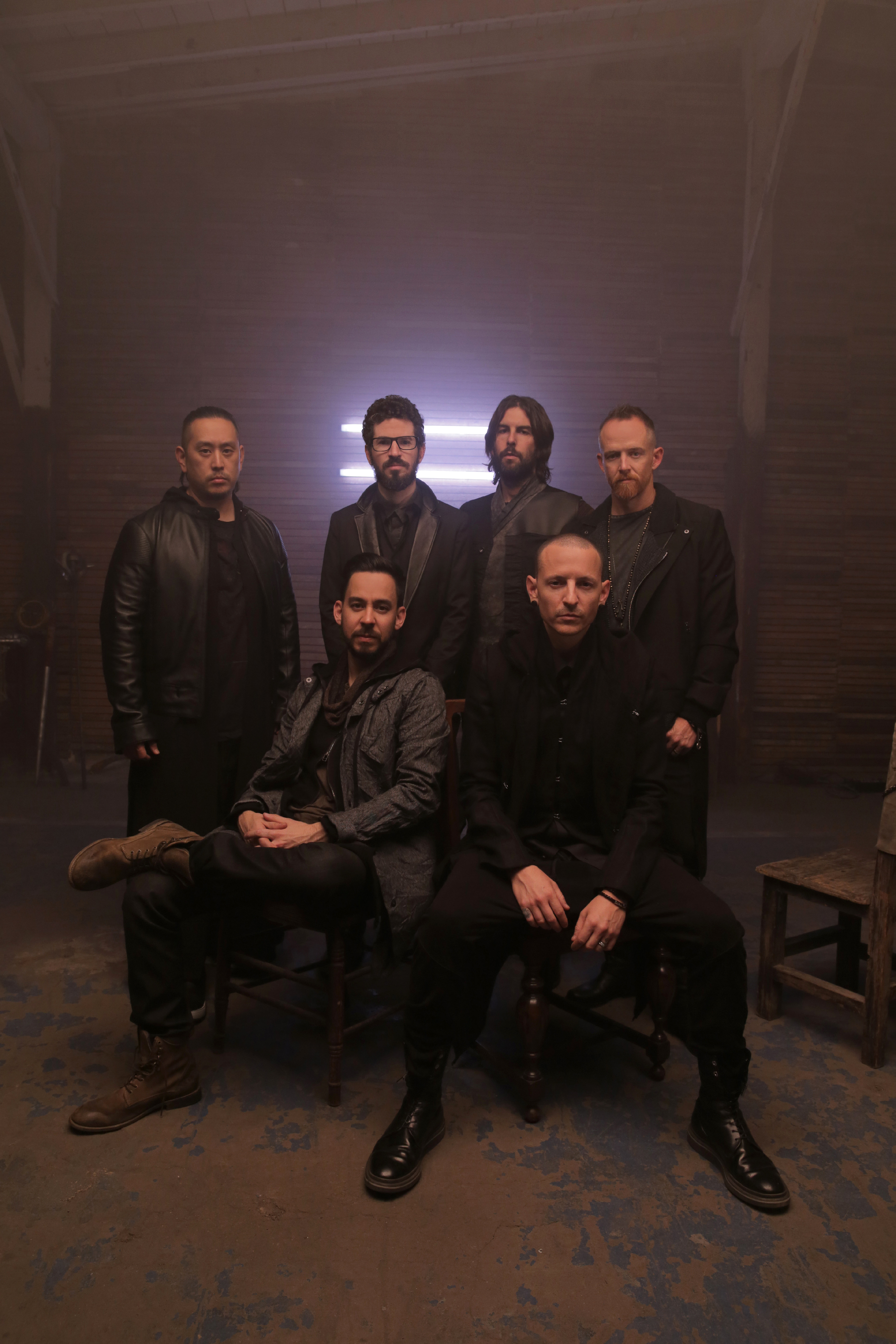 linkin park on heavy new album the hunting party rolling stone. Black Bedroom Furniture Sets. Home Design Ideas