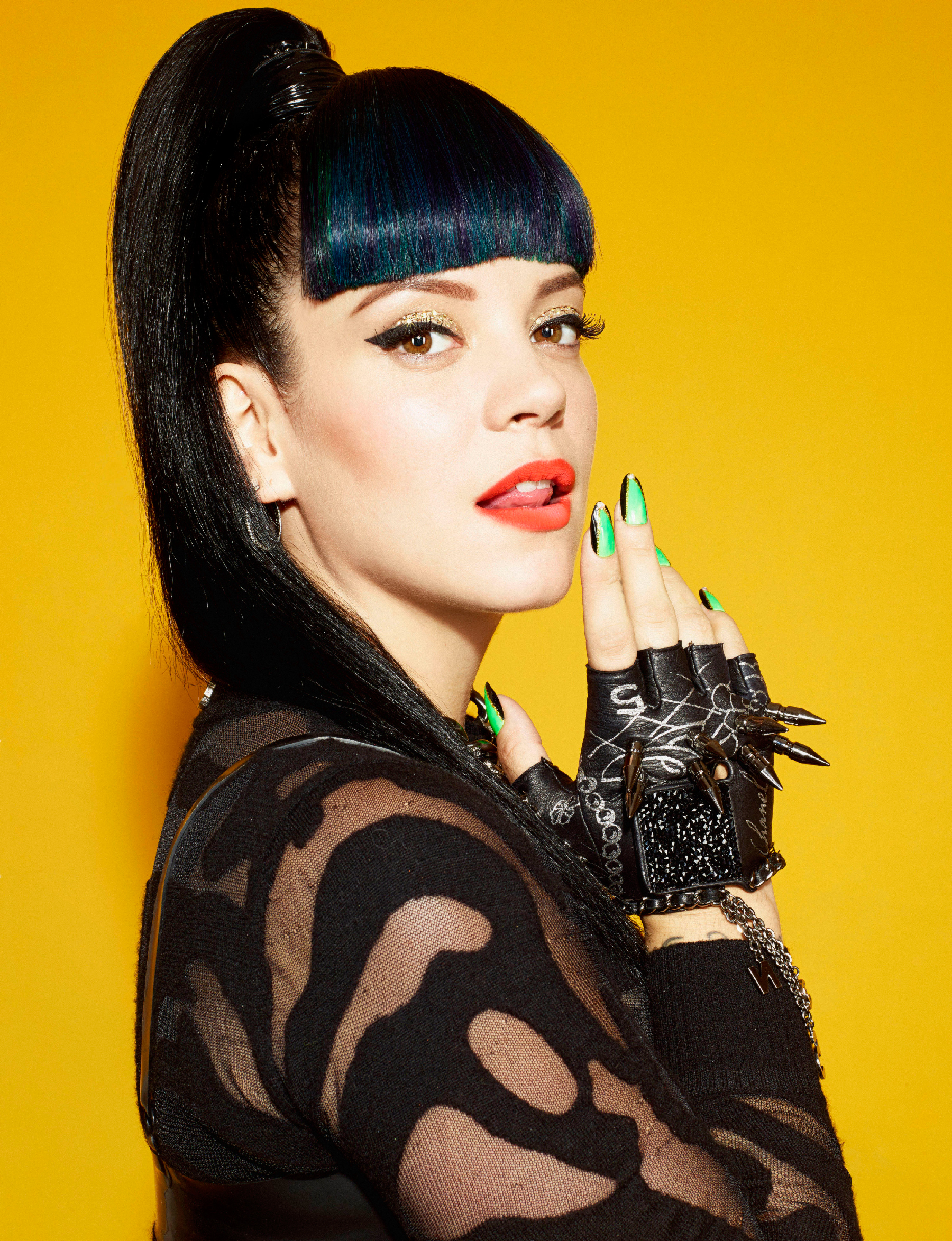 Image result for Lily Allen hot