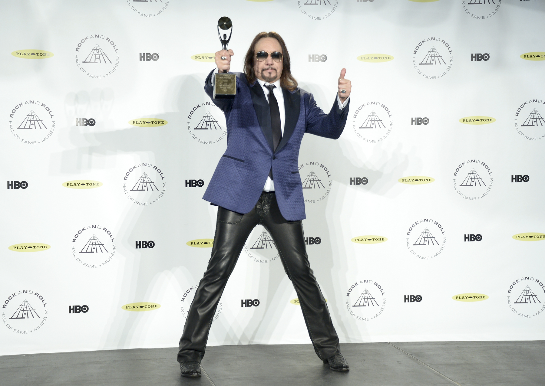 Ace Frehley on Kiss' Rock Hall Induction: 'We're Brothers in Rock'