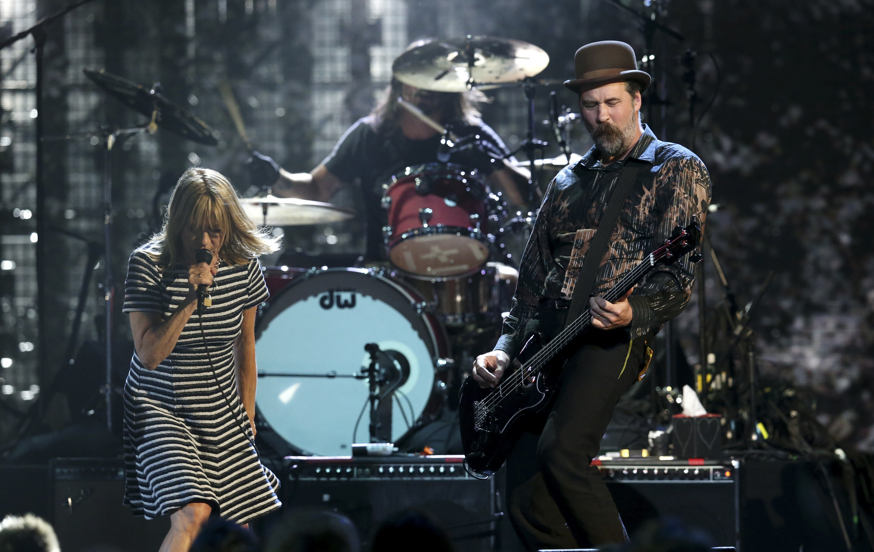 Nirvana Reunite, Kiss Remain Civil at Rock and Roll Hall of Fame
