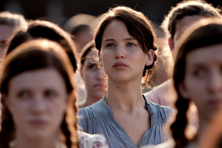The Hunger Games Rolling Stone