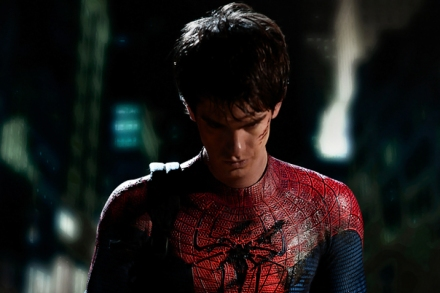 The Amazing Spider Man Rolling Stone