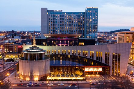 Inside the Country Music Hall of Fame's Massive Expansion