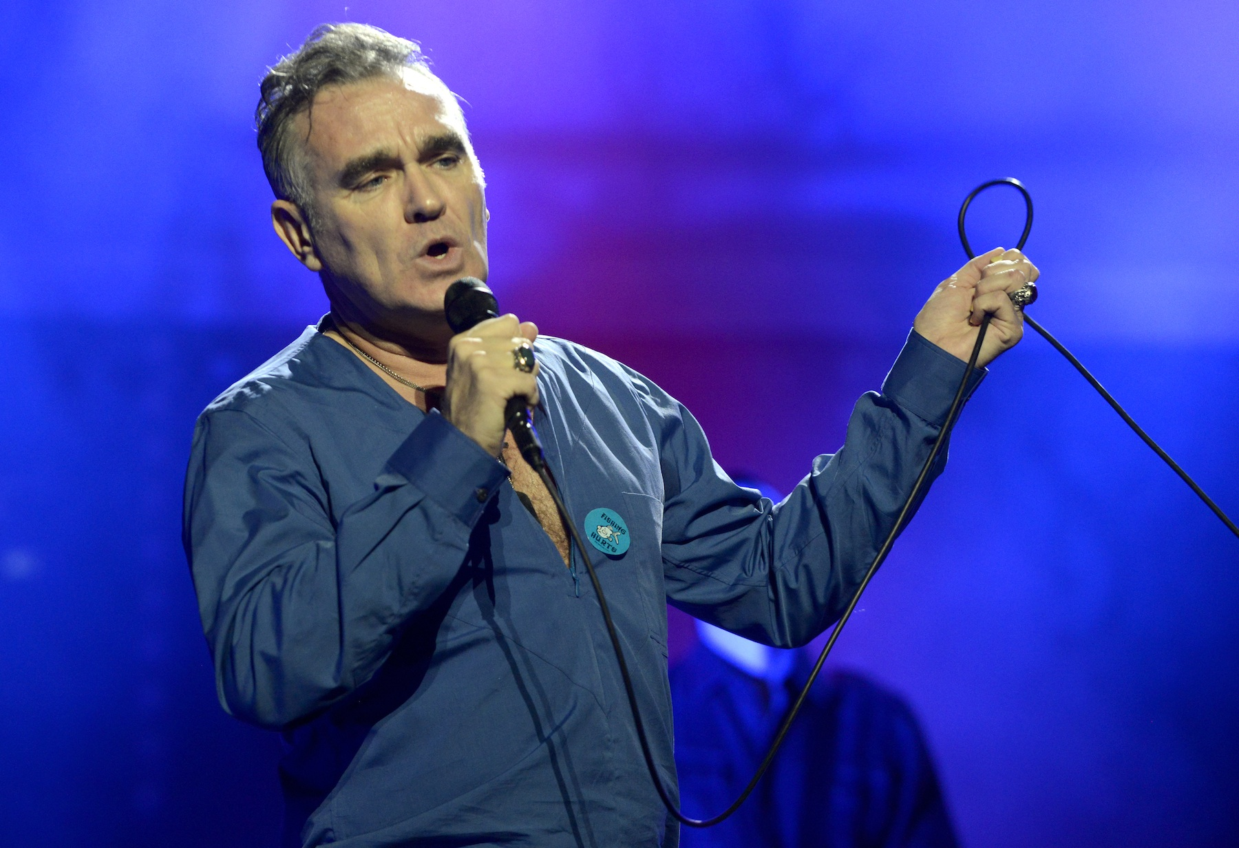 Morrissey Reveals 'World Peace Is None of Your Business' Track List