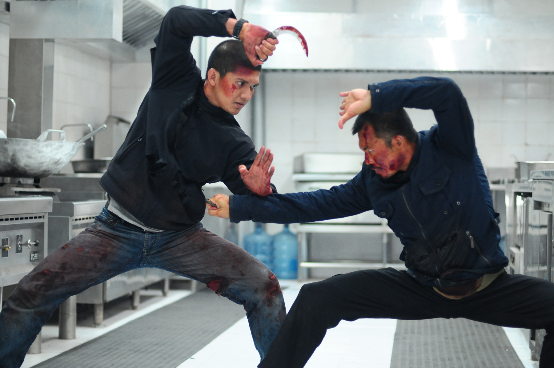 Image result for the raid 2