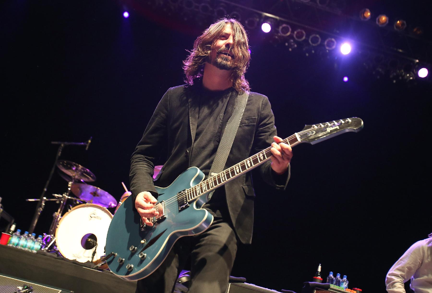 Foo Fighters' New Album 'Halfway Done,' Says Butch Vig