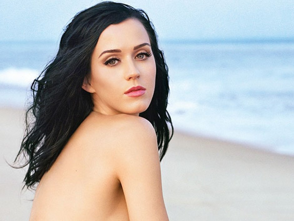 Katy Perry On The Beach With The Pop Star For Her Sexy Shoot Rolling Stone