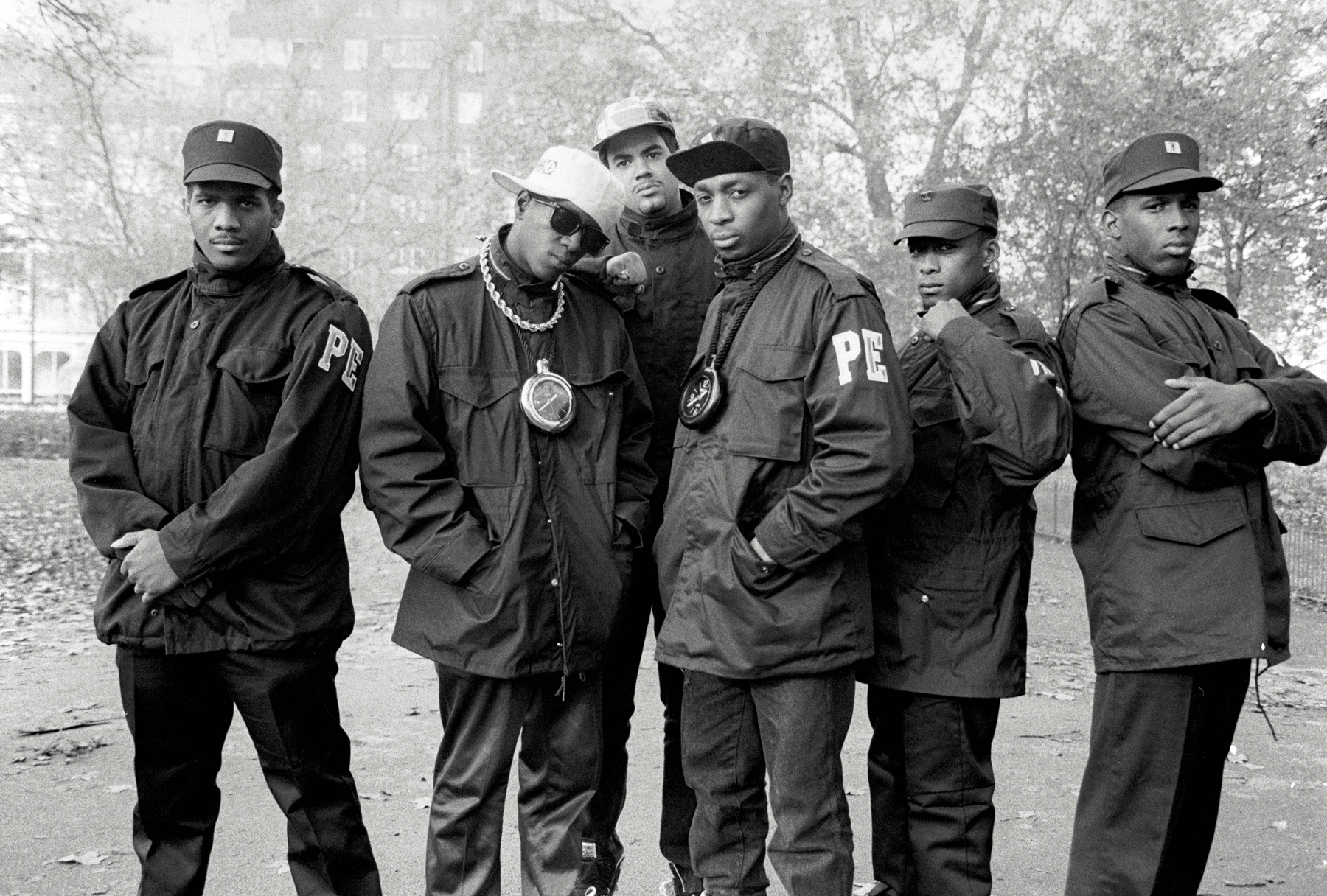 hour of chaos the best of public enemy rolling stone