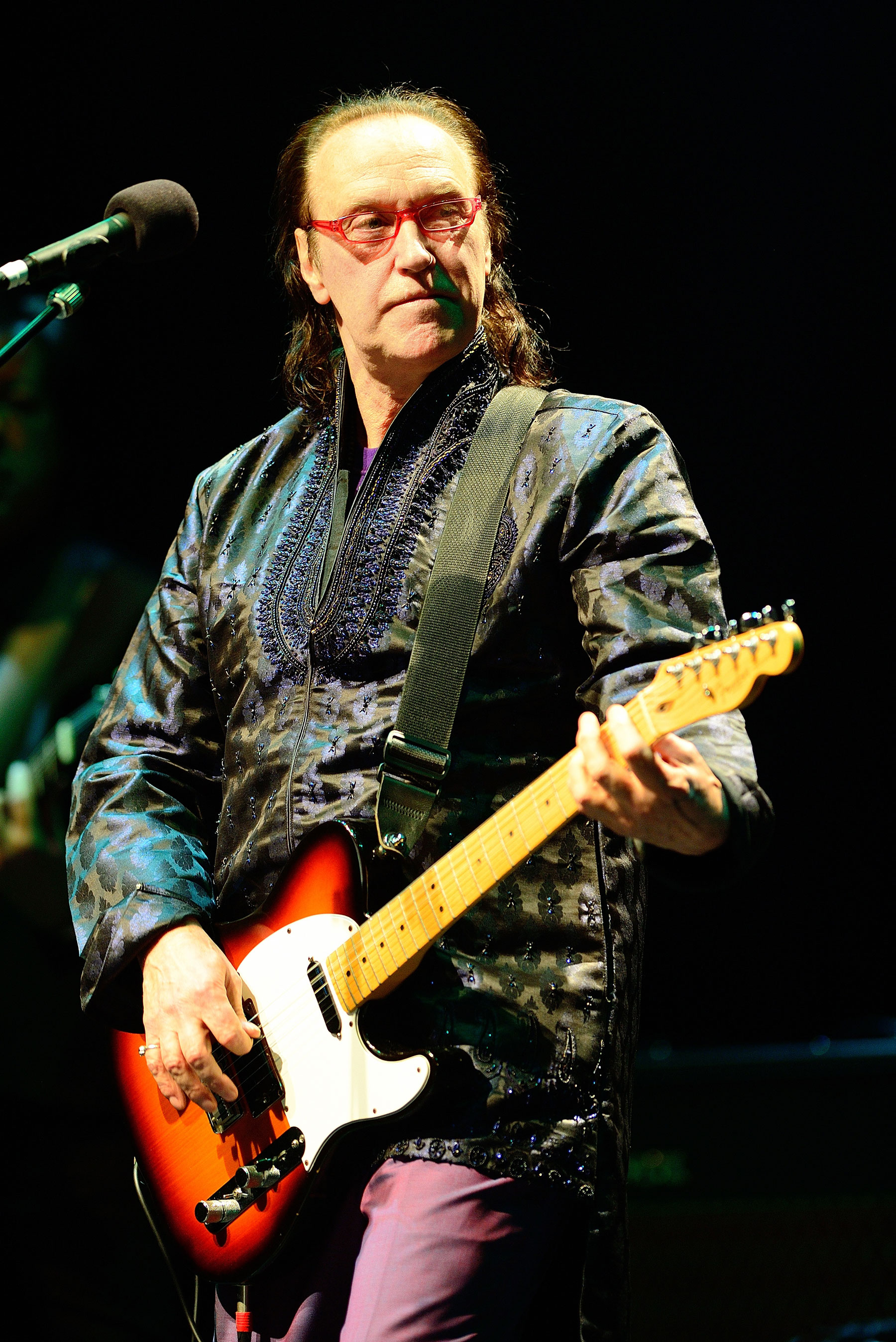 The Kinks' Dave Davies to AC/DC's Malcolm Young: 'Never Give Up'