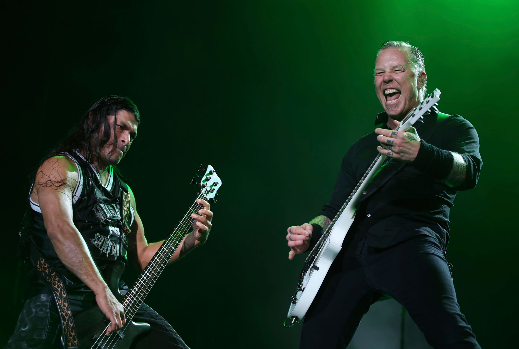 Metallica Are in the 'Fourth Inning' of Their Next Album