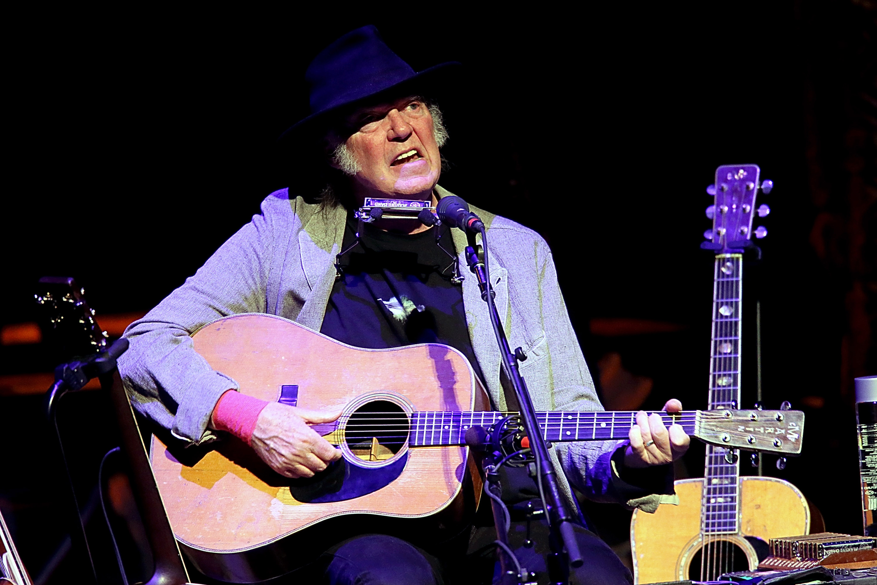 Neil Young's 'A Letter Home' Coming Back as Deluxe Package