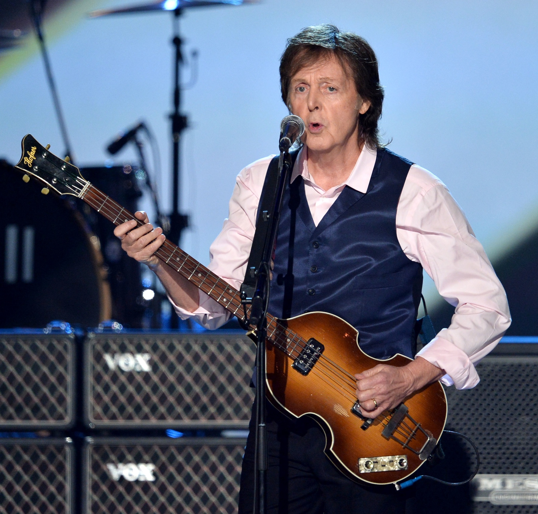 Paul McCartney to Play Candlestick Park's Last Concert
