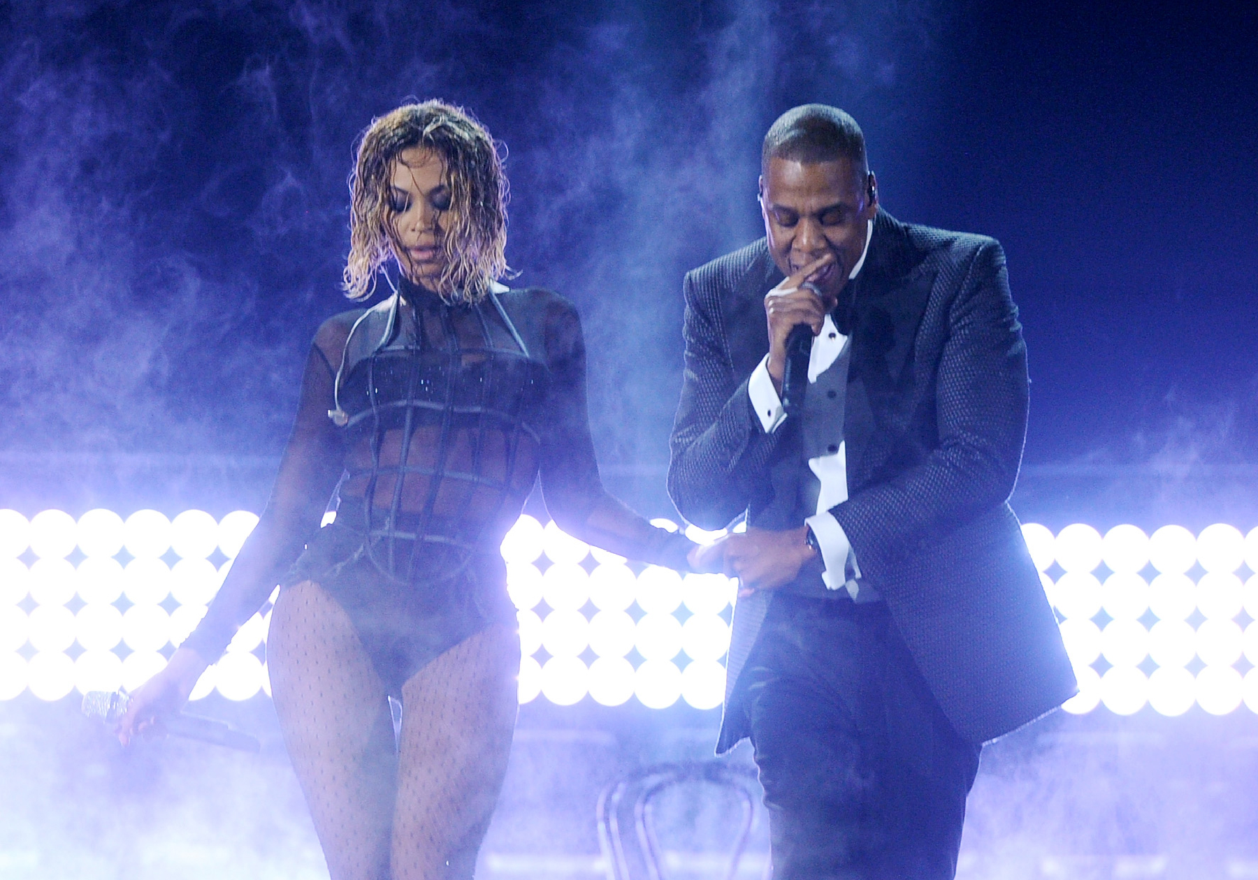 Jay Z, Beyoncé to Go 'On the Run' in Summer Tour