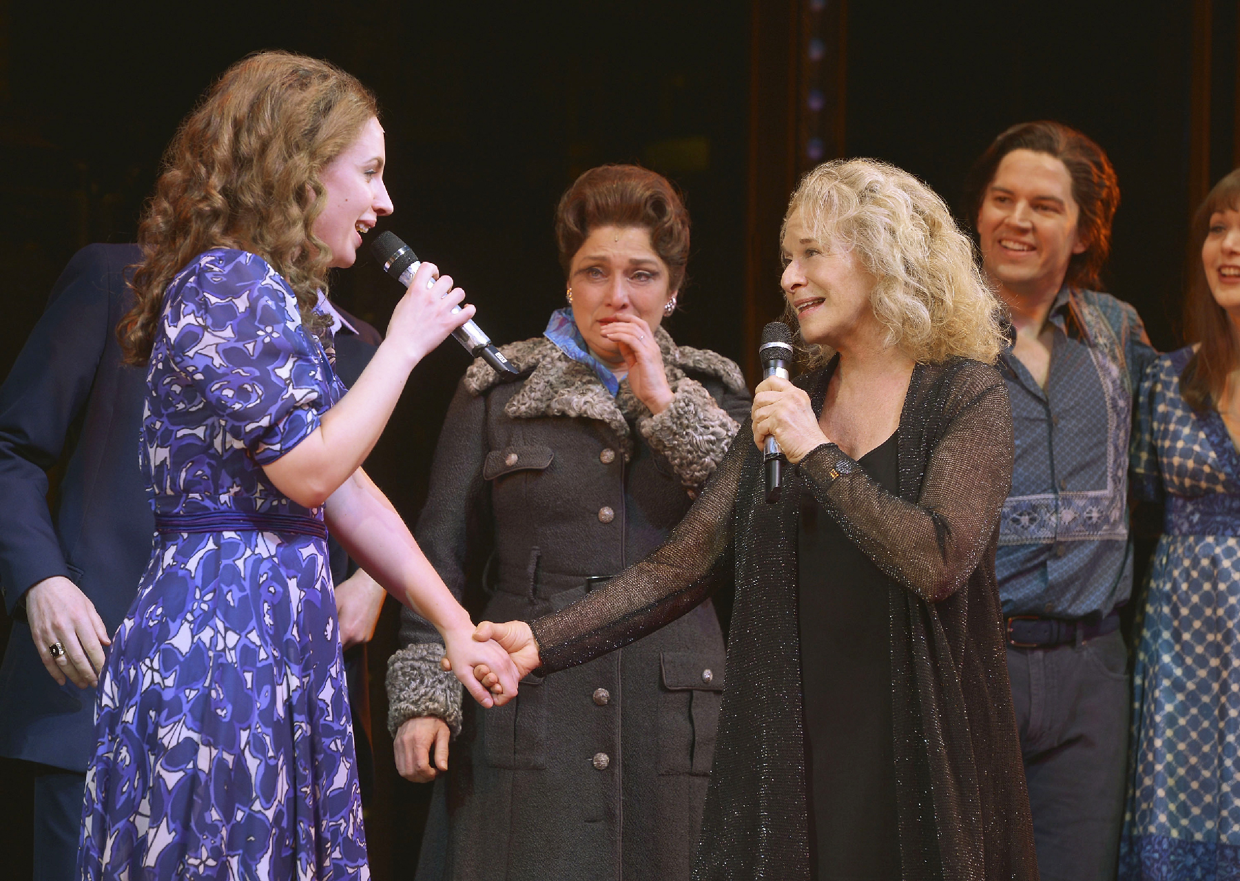Carole King Musical 'Beautiful' Nominated for Seven Tonys