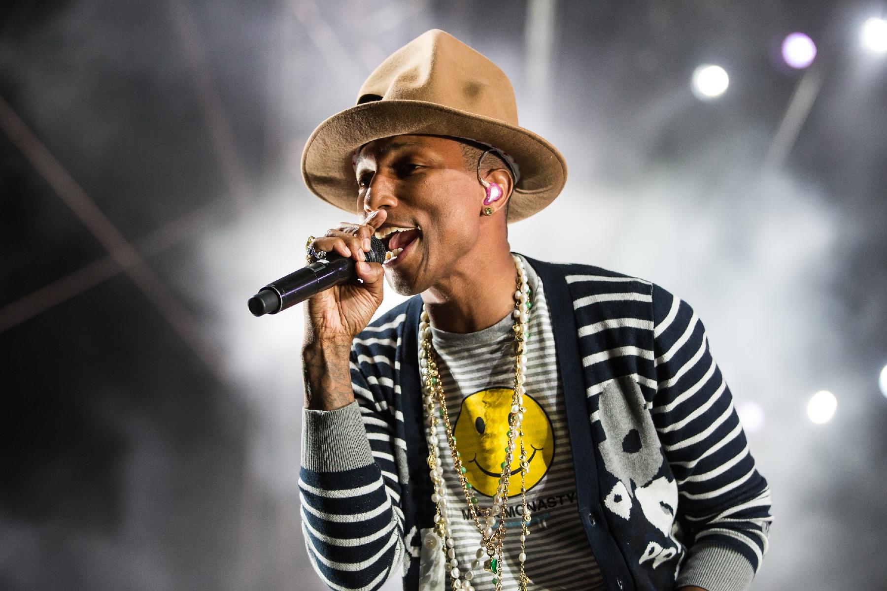 Pharrell Says 'Happy' Originally Recorded by Cee Lo Green