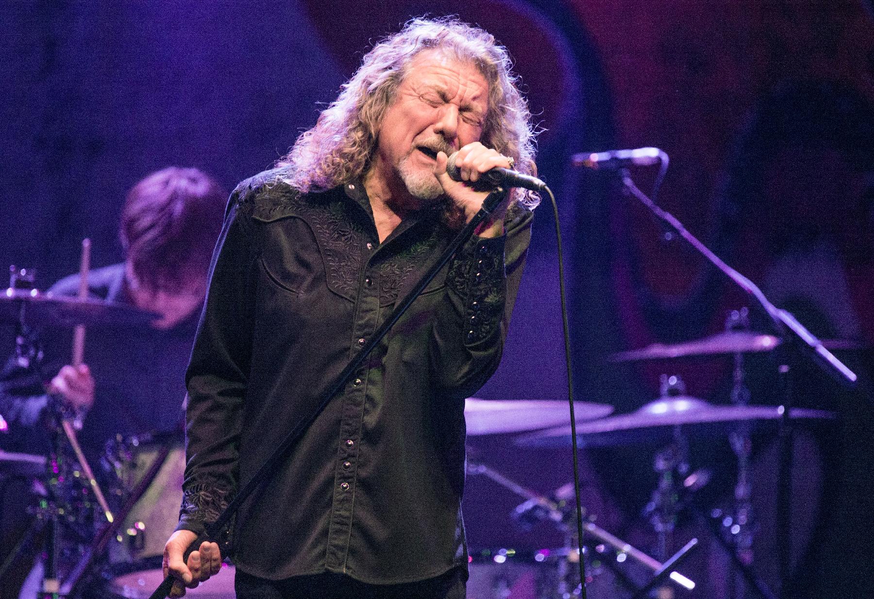 Robert Plant Slams Idea of Zeppelin Tour: 'I'm Not Part of a Jukebox'