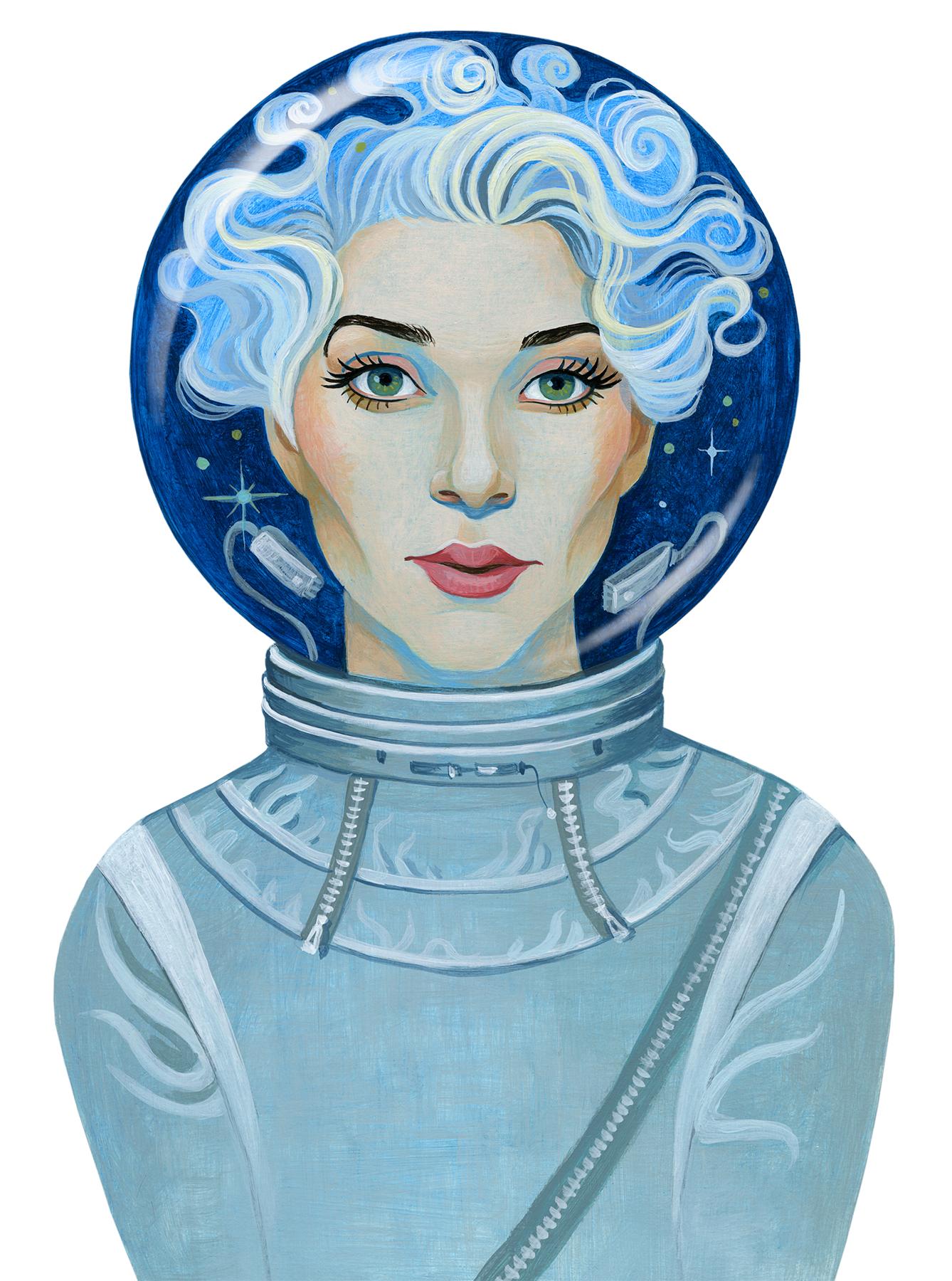 St. Vincent's Space Oddities Playlist