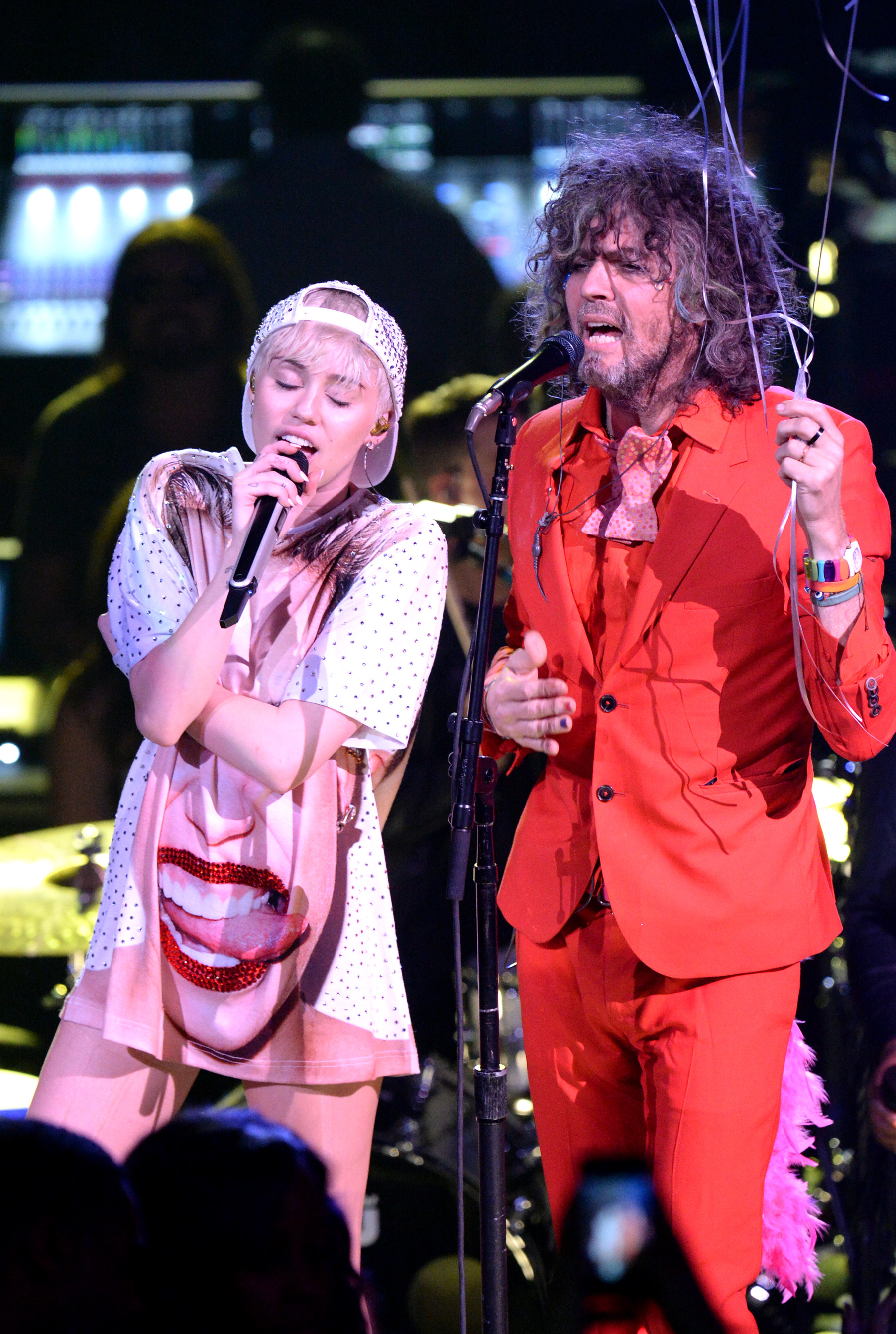 Miley Meets the Flaming Lips: Inside Their Unlikely Collaboration