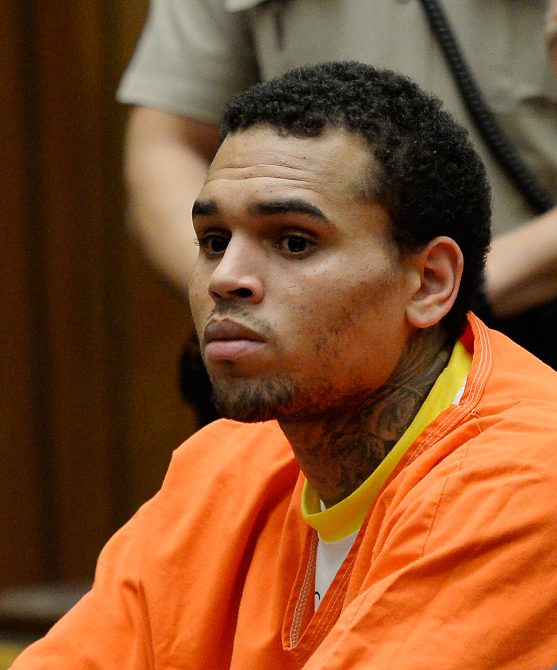 Chris Brown to Spend 131 More Days in Jail
