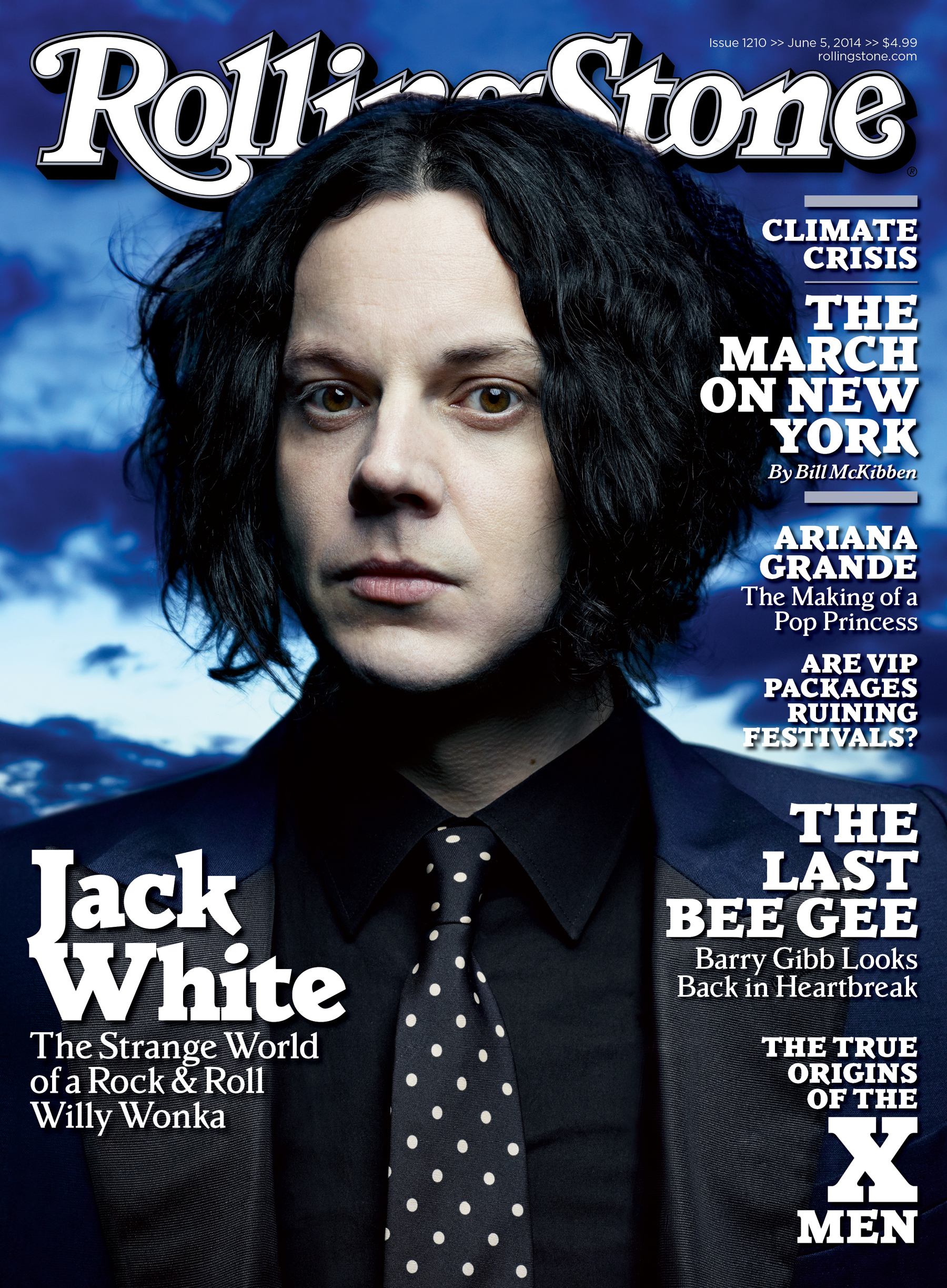 Jack White's Private World: Inside Rolling Stone's New Issue