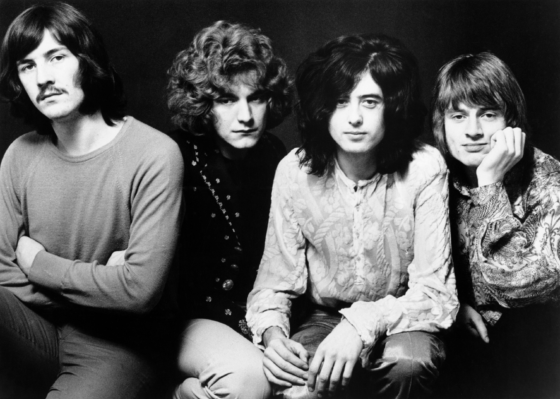 Hear Led Zeppelin's Bonus Material From the First Three Albums Today