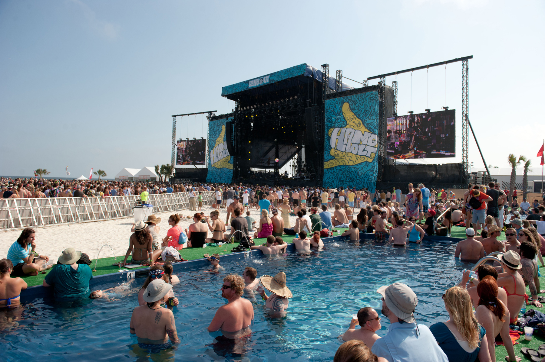 Why Vip Packages Are Ruining Rock Festivals Rolling Stone