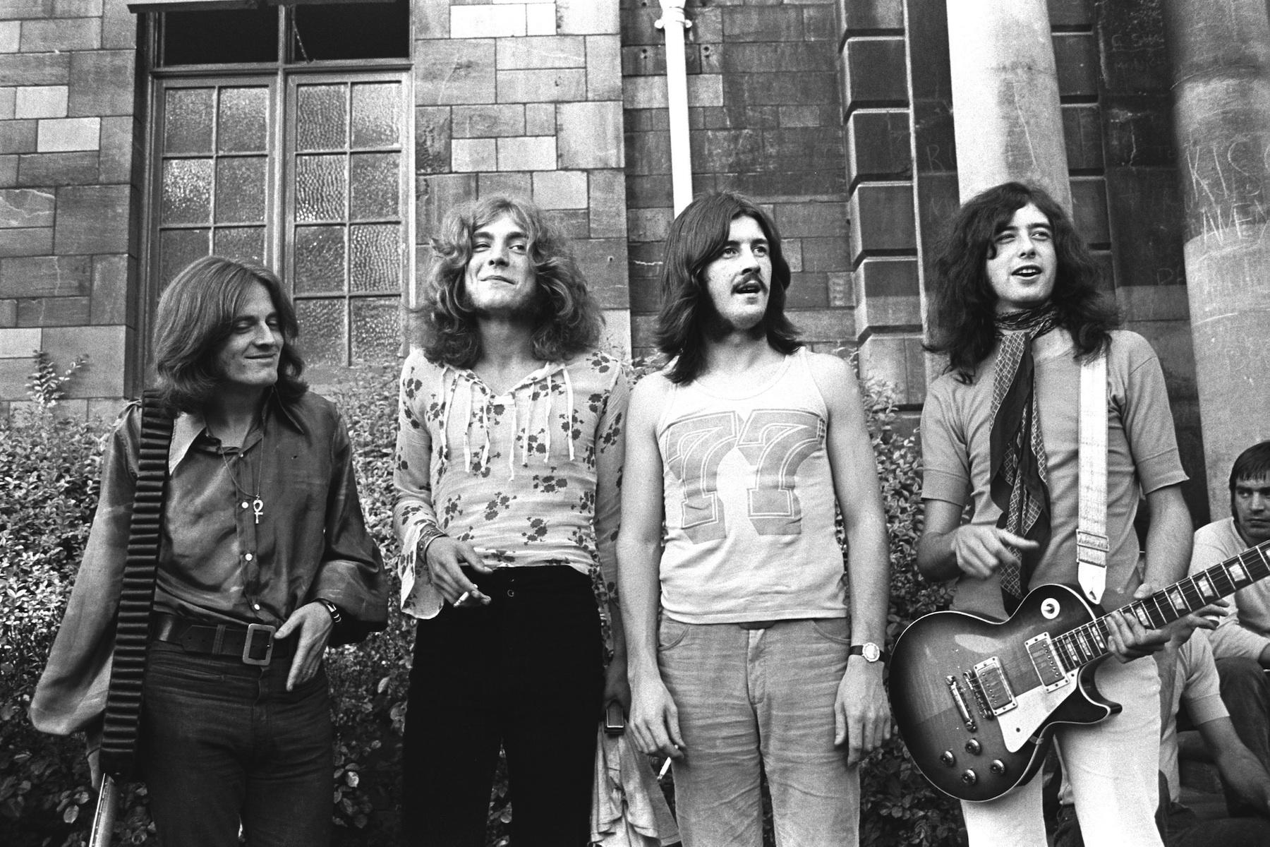 Judge Calls Led Zeppelin Lawsuit Lawyer 'Unprofessional, Offensive'