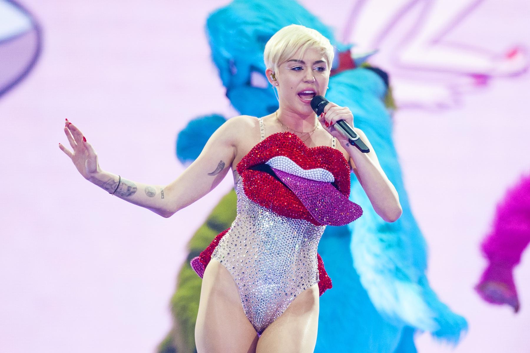 Miley Cyrus Gets Restraining Order Against Fan