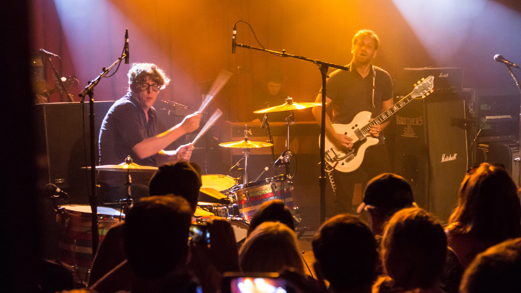 Black Keys Return to Club Roots for Exclusive Nashville Show