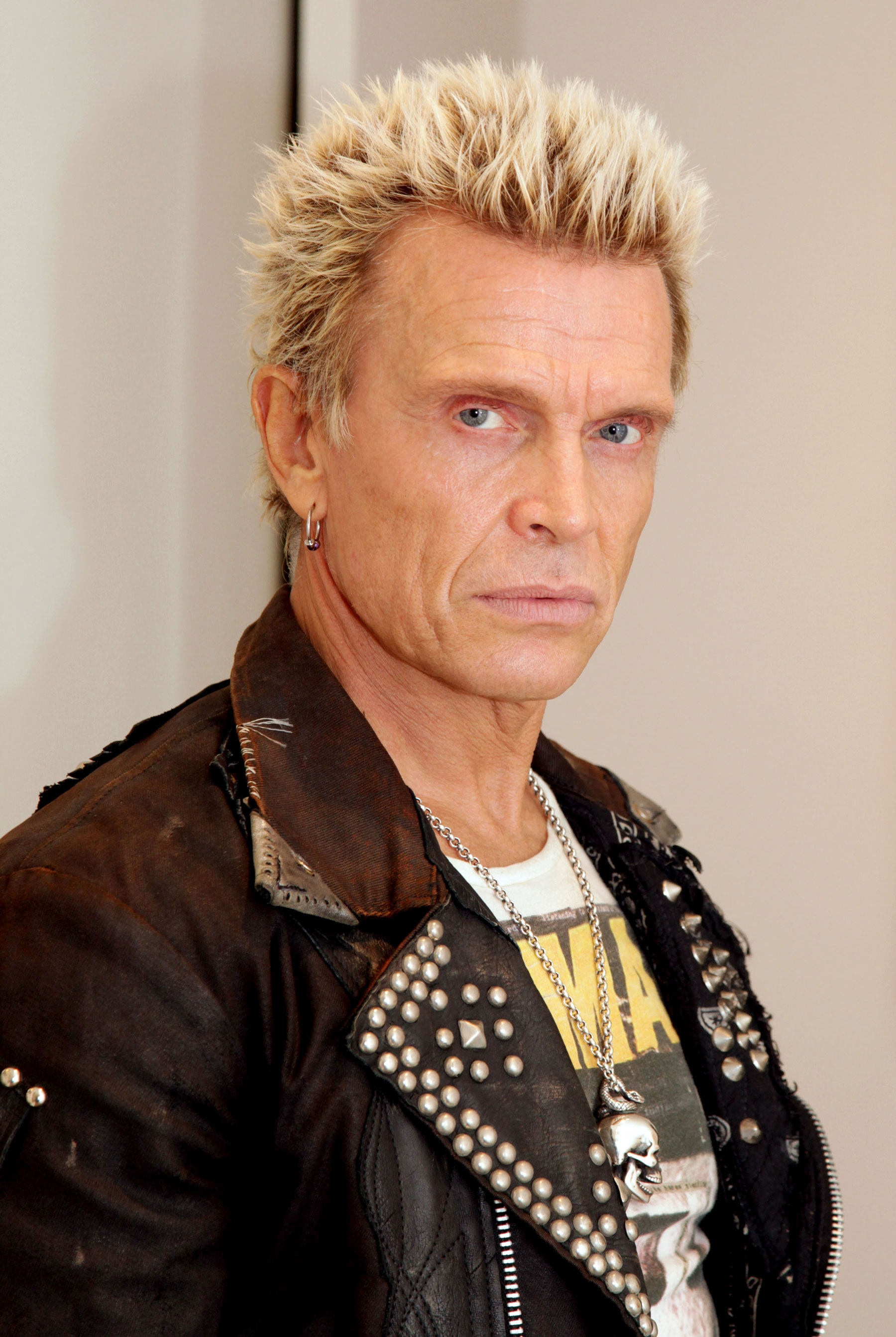 Billy Idol is the latest rocker to announce a Las Vegas ...
