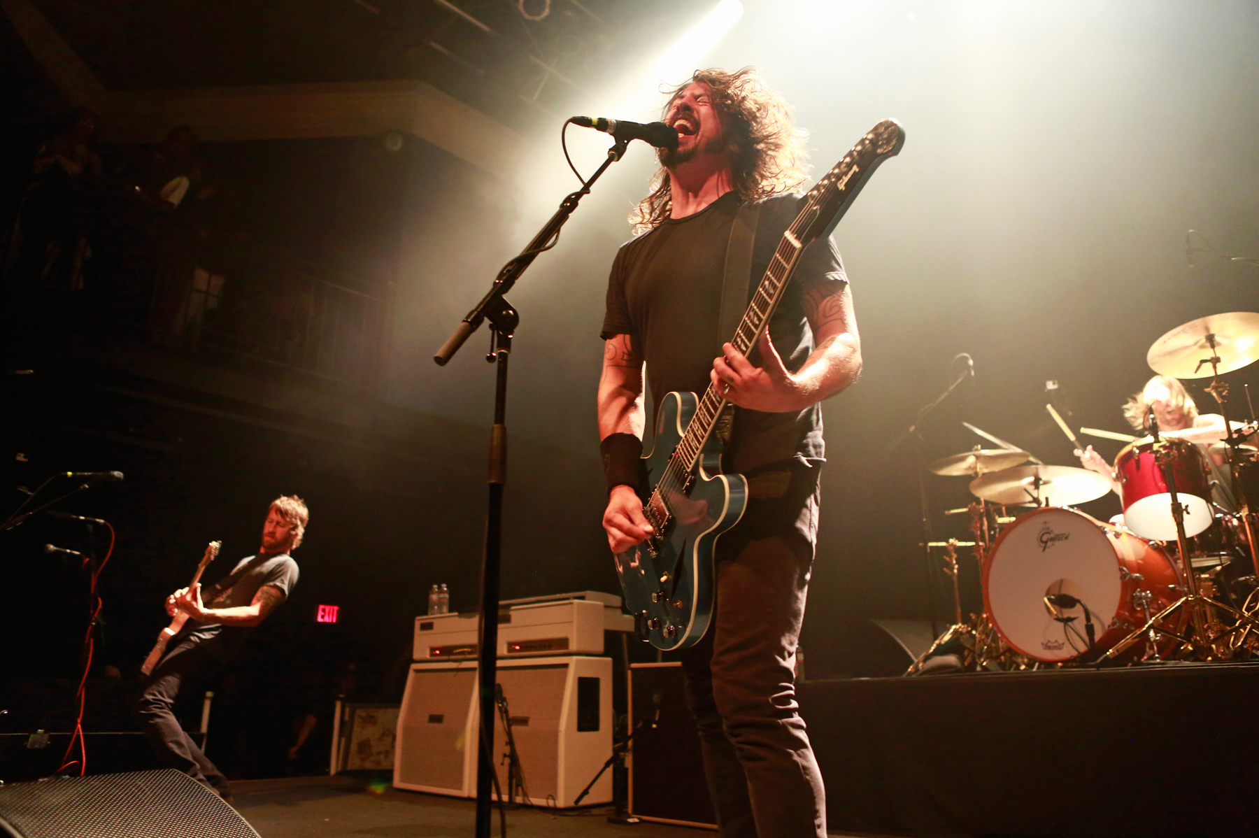 Inside the Foo Fighters' Wildly Ambitious New Album and HBO Series