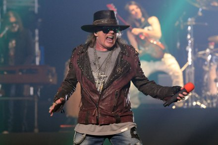 Axl Rose Confirms Guns N' Roses Have Completed Two New